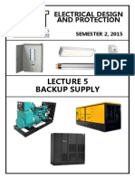 lecture 5 - Generators and UPS 2015(1)