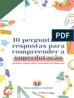 10 PERGUNTAS E RESPOSTAS PARA COMPREENDER A SUPERDOTAÇÃO.pdf