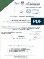 Optimisation de la politique d - Nassirou SALAMI GOUAYA_5325.pdf