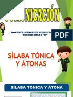 2b s15 Silaba Atonas y Tonicas