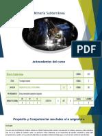 Curso de  Minería Subterránea Final.pptx
