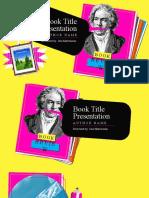 Book Title Presentation