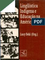 LUCY, Seki -  Linguística e Educação na América Latina.pdf
