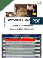 Logística Empresarial 10 - Gestión de Almacenes.pdf