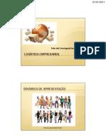 MBA - Gestão Empresarial - Logística