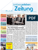 BadCambergErleben / KW 03 / 21.01.2011 / Die Zeitung als E-Paper