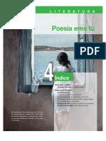 Literatura. Unidad 4- Poesía eres tú