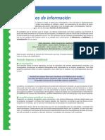 Anexo- Las Fuentes de Información