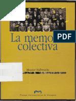 Halbwachs-La-Memoria colectiva (selección)