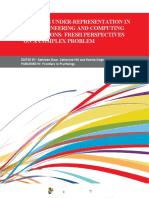 Women's Under-representation in Engineering and Computing Fresh Perspectives on a Complex Problem