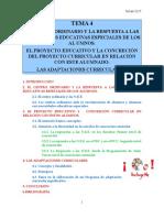 TEMA 4. Oposiciones PT