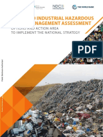 Solid and industrial hazardous waste management assessment  options and actions areas_en