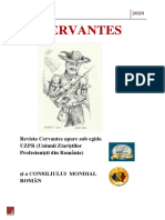 revista Cervantes 27/ 2020