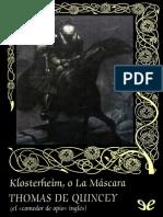 Klosterheim o La Mascara