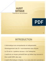 AUDIT INFORMATIQUE
