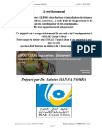 EEP001ch V-VI-VII-VIII-cours 2019-2020-Fusibles et disj R thermique-Contacteur-Sectionneur-Symboles