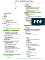 2019 Pharmacognosy Review Handout-converted.docx