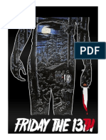 Dark Places & Demogorgons - Friday the 13th
