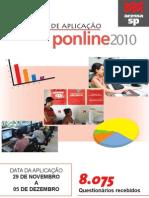 Relatorio Aplicacao Ponline 2010 Final