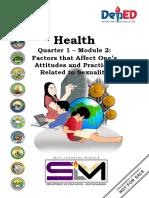 Health 8 Module 2