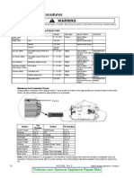 dacor technical manual electric current relay