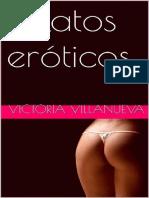 Relatos eroticos 1 - Victoria Villanueva
