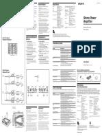 SONY Xplod XMSD46X.pdf