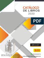 CATALOGO GRIJLEY 2020