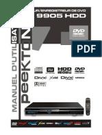 PK 9905 HDD