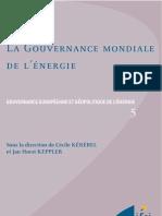 La Gouvernance mondiale de l'énergie