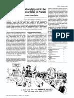 1983 Gounaris & Barber - MGDG, the most abundant polar lipid in nature