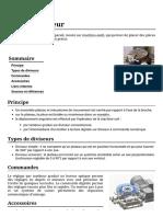 Plateau diviseur — Wikipédia