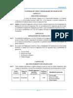 Reglamento Modalidades de Titulación