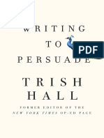 Writing to Persuade - How to Bring People Over to Your Side.pdf
