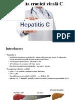 25 Hepatita cronica virala C