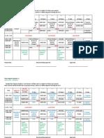 Class-Program-sample-Modular-Learning-Modality