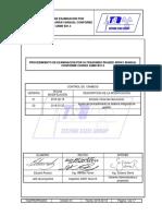 TSGPROPRO005 PROCEDIMIENTO DE EXAMINACION POR ULTRASONIDO PHASED ARRAY MANUAL CONFORME CODIGO ASME B31.3