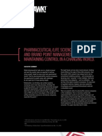 Pharmaceutical Life Sciences Companies and Brand Point Management