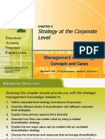 Ch.06-strategy at the corporate level