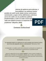 ADMINISTRACIÓN DE ESTRUCTURAS  ORGANIZATIVAS