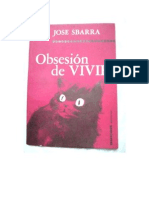 Obsesion de Vivir (J. Sbarra, 1975)