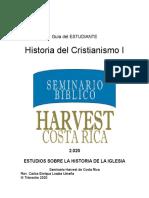 HISTORIA DEL CRISTIANISMO. INTRdocx.docx
