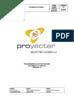 P-HSEQ-07 V.1 Procedimiento uso de  Pulidora