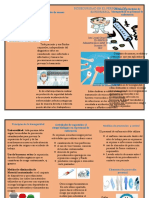 Actividad 5 - Evaluativa Folleto Normas y principios de bioseguridad en personal de enfermería..docx