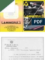 Catalog Laminorul SA