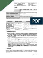 Práctica 3 - Variables digitales y Red de Petri