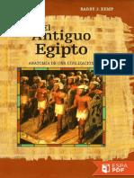 EL ANTIGUO EGIPTO - Barry J. Kemp.pdf