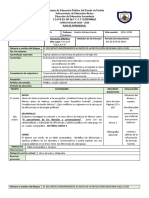 CORRECCION DEL PLAN DE APRENDIZAJE H. MX.