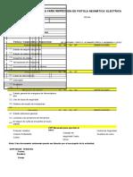 REG-SSO-08 Check List Pistola Neumatica-Electrica
