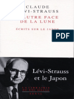 (La Librairie du XXIe siecle) Claude Levi-Strauss - L'Autre Face de la lune - Ecrits sur le Japon-Seuil (2011).pdf
